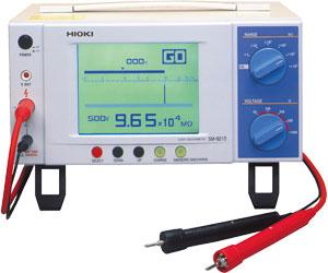 日置電機:超絶縁計 SM-8215